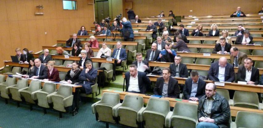 Gradsko vijeće Zenice usvojilo prijedlog nove odluke o komunalnim taksama
