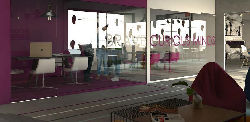 Prezentiran projekat: Stara kuglana u Bihaću postaje Coworking centar