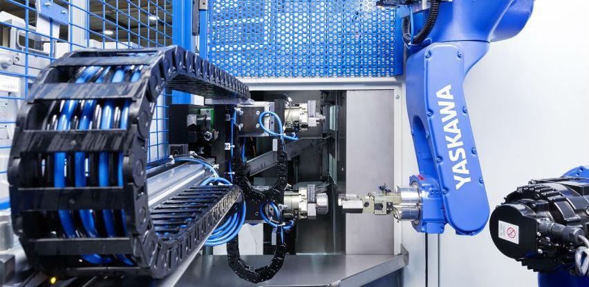 Japanci otvorili fabriku robota u Sloveniji