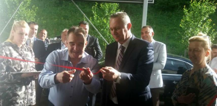 Otvoren pogon za preradu i sušenje voća vrijedan pola miliona KM