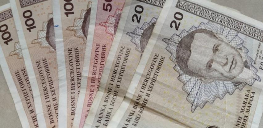 Prosječna plata nakon oporezivanja u RS za januaru iznosila 962 KM