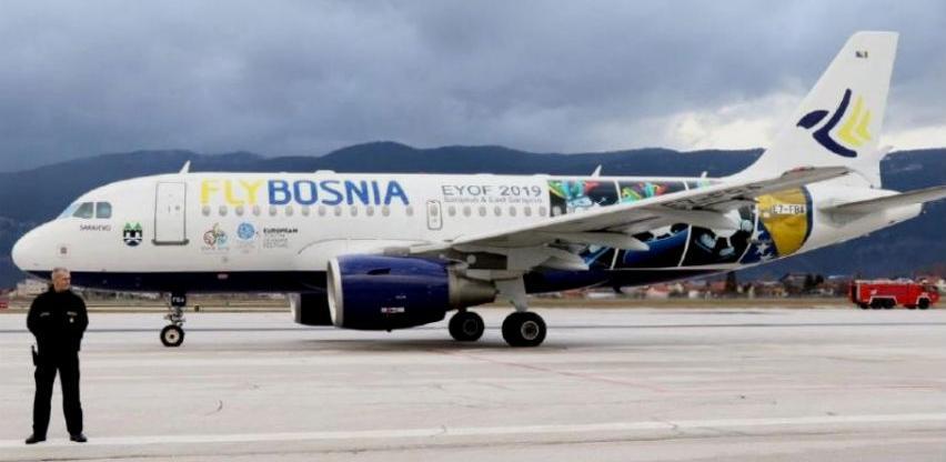 FlyBosnia uskoro uvodi letove iz Sarajeva za London, Rim i Pariz