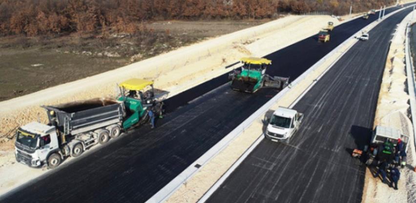 BiH dobila novih 7,2 kilometara autoceste, završena poddionica Buna-Počitelj