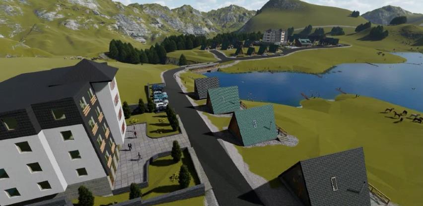 Pogledajte kako će izgledati turistički kompleks na Zelengori (VIDEO)