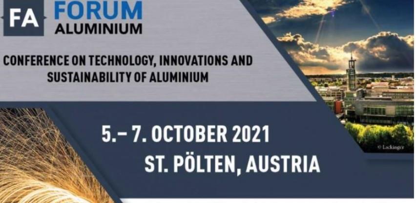 Forum Aluminium Conference: Konferencija o tehnologiji, inovacijama i održivosti aluminijuma
