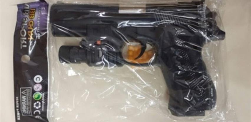 Provjerite dječije igračke: Laserski pištolj opasan po zdravlje, povlače ga s tržišta