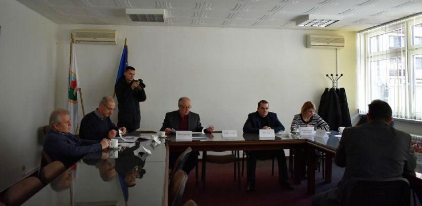 """U Travniku potpisan Sporazum o formiranju Upravnog odbora projekta """"Plava voda"""""""