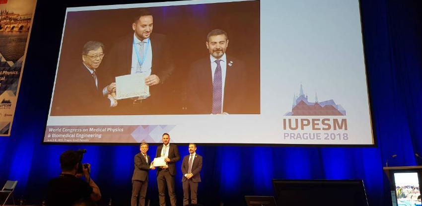 Dr. Almiru Badnjeviću prestižna svjetska nagrada iz kliničkog inžinjeringa