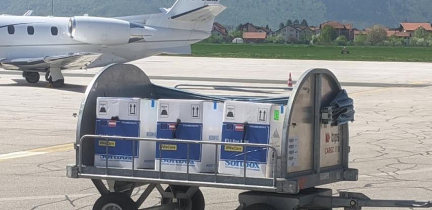 EU isporuka: U Bosnu i Hercegovinu stiglo 10,5 hiljada Pfizerovih vakcina