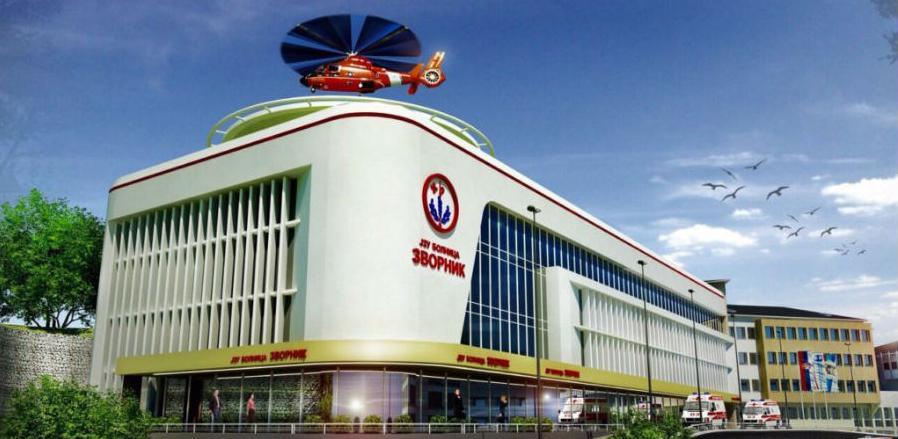 Vlada RS-a odobrila izgradnju novog bloka i sanaciju objekata bolnice Zvornik