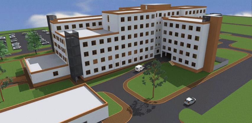 Početkom proljeća počinje izgradnja dobojske bolnice