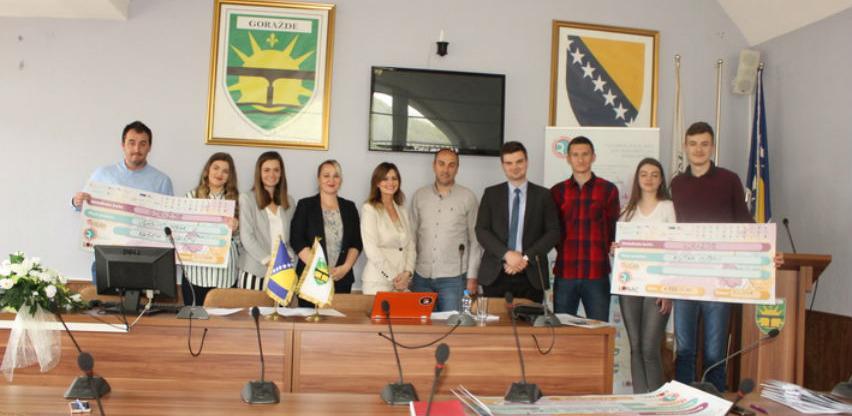 Fondacija Mozaik i Grad Goražde sufinansirat će osam projekata mladih