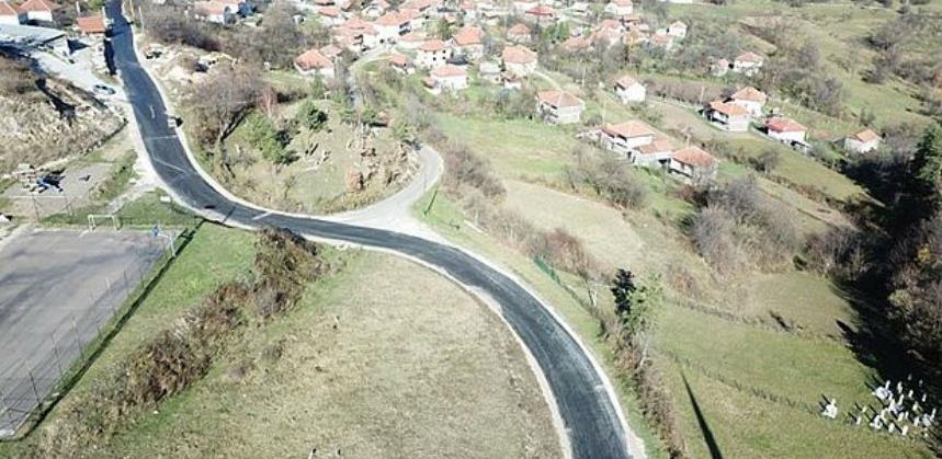 Zenica: I kroz Mošćanicu novim asfaltom