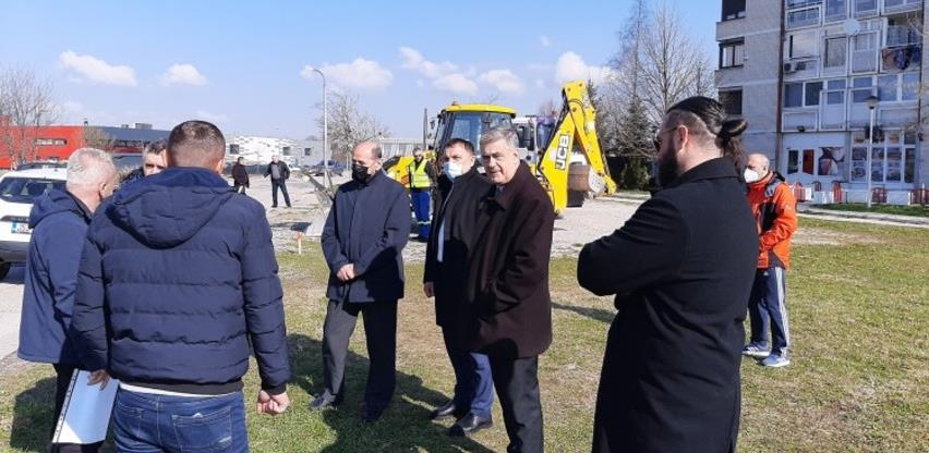 Dedić: Za izgradnju i modernizaciju puteva na području Bihaća 20 miliona KM