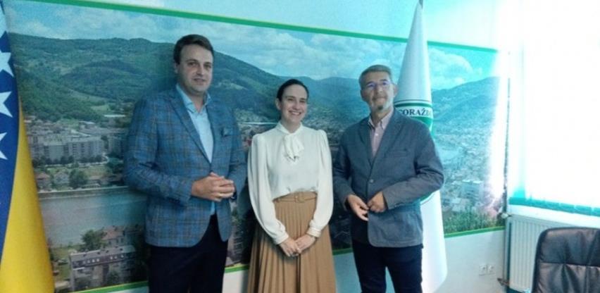 Gradonačelnici Sarajeva, Tuzle i Goražda dogovorili zajedničke projekte