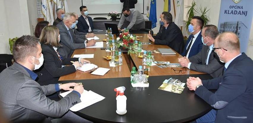 Vlada TK podržat će nekoliko projekata na području općine Kladanj