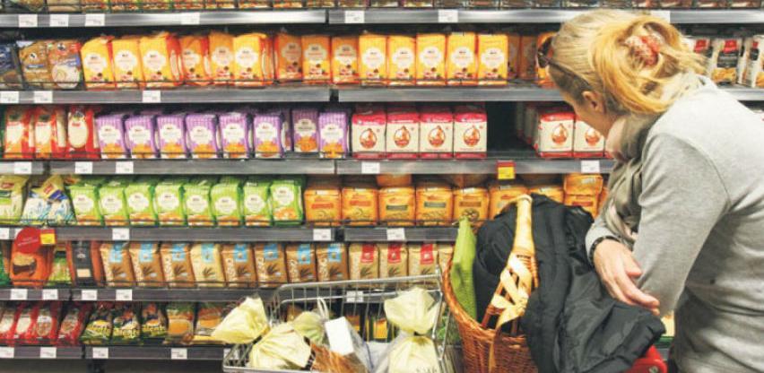 Trgovci stalno dižu cijene hrane