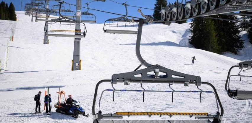 Zatvara se većina švicarskih skijališta