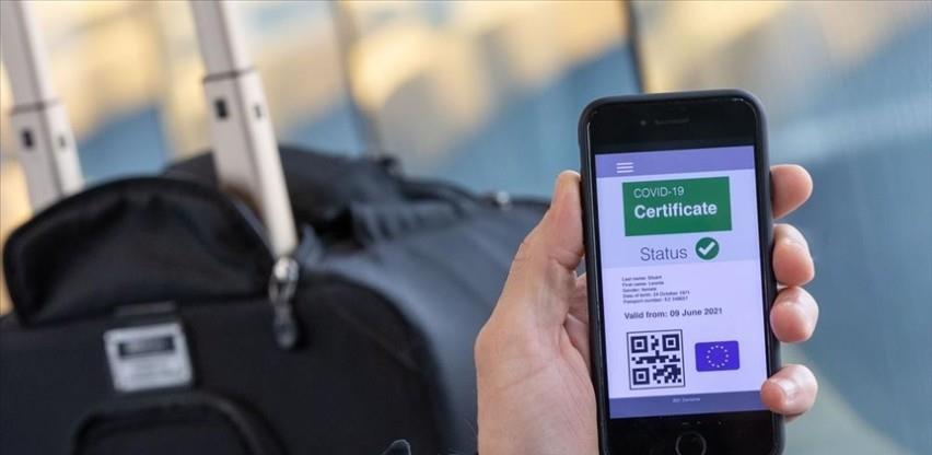 Zvanično: Digitalni certifikati za slobodna putovanja od 1. jula