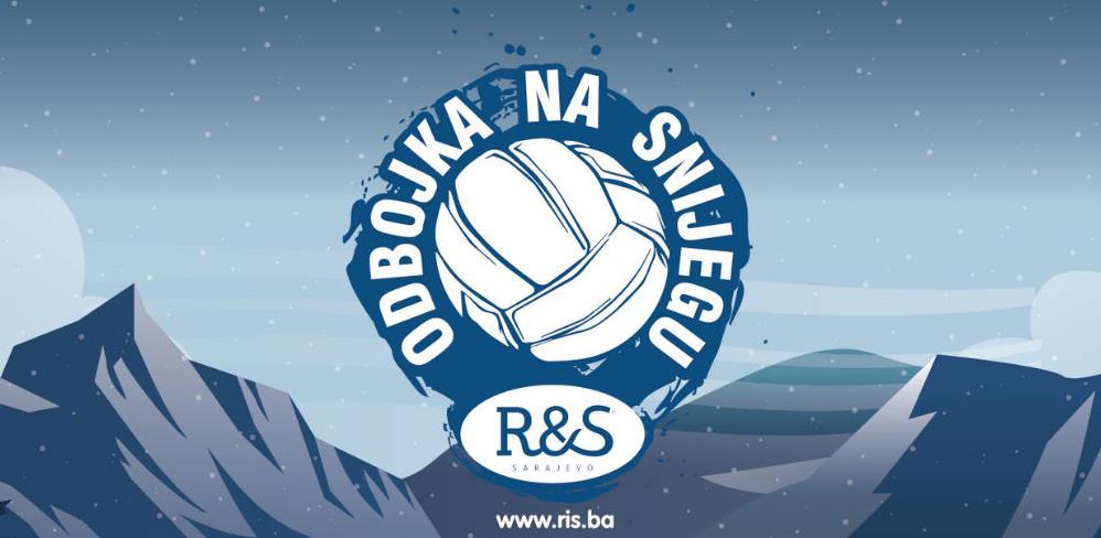 """Turnir """"R&S odbojka na snijegu 2020"""" će se održati 08. februara na Bjelašnici"""