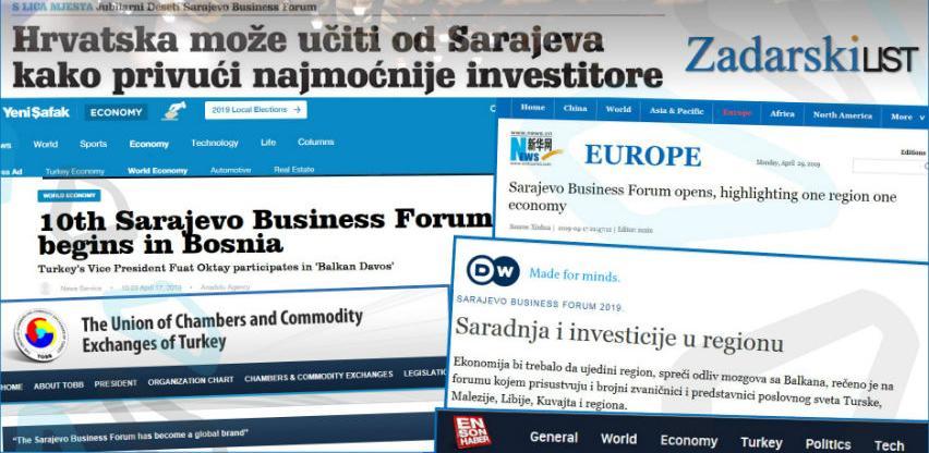 Bukvić: Hrvatska može učiti od Sarajeva kako privući najmoćnije investitore