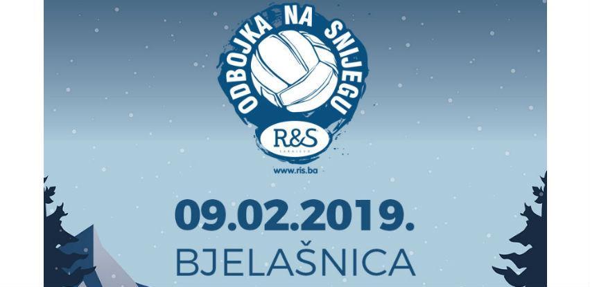 Prvi put u Sarajevu: R&S odbojka na snijegu 2019