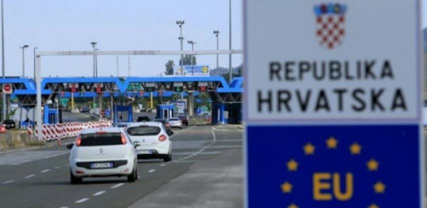 Hrvatska produžila zabranu prelaska granice za državljane BiH-ovo su nove mjere
