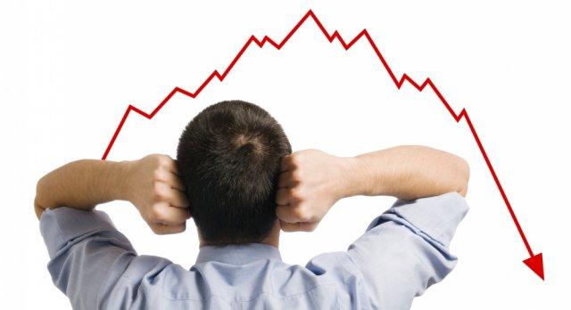 Slijedi pad BDP-a od nekoliko procenata