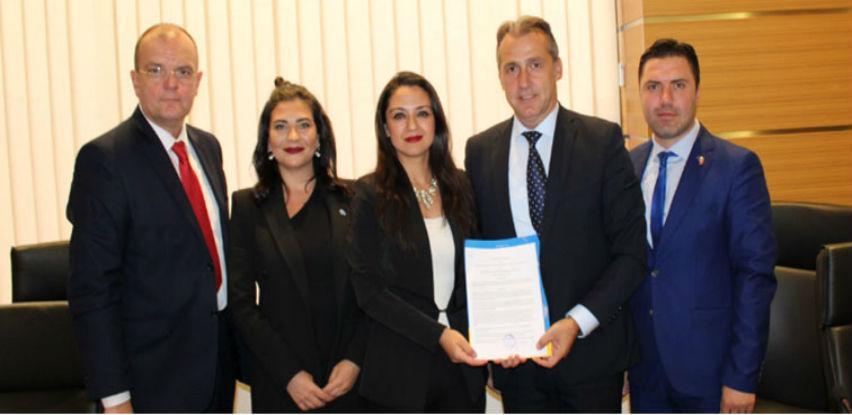 Potpisan Memorandum o poslovnoj saradnji dviju Komora