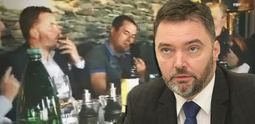 Staša Košarac ponudio ostavku