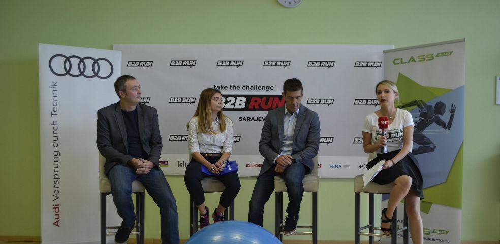 B2B RUN Sarajevo će okupiti više od 80 kompanija