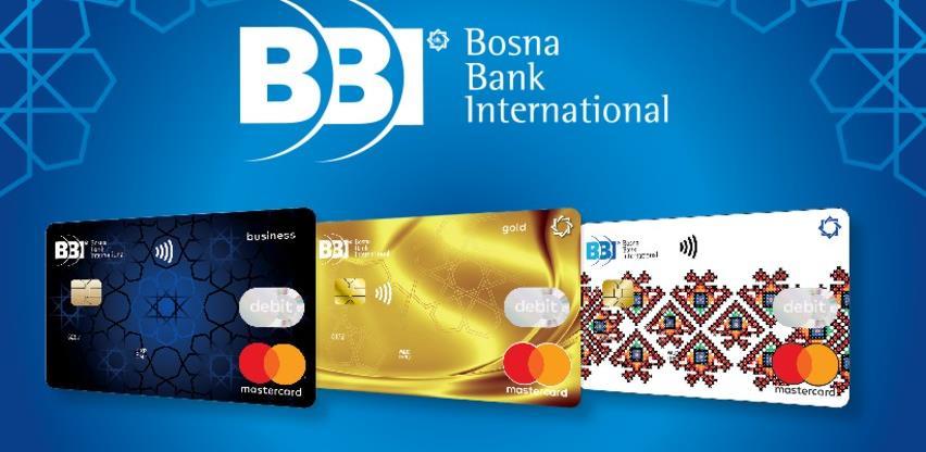 BBI banka i Mastercard: Povećan limit za beskontaktna plaćanja na 60 KM