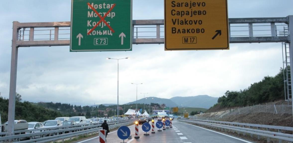 Treći pokušaj: Ponovo objavljen tender za gradnju dijela Sarajevske obilaznice