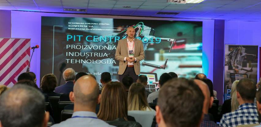 Otvorena Centralna PIT konferencija namijenjena proizvodnim kompanijama