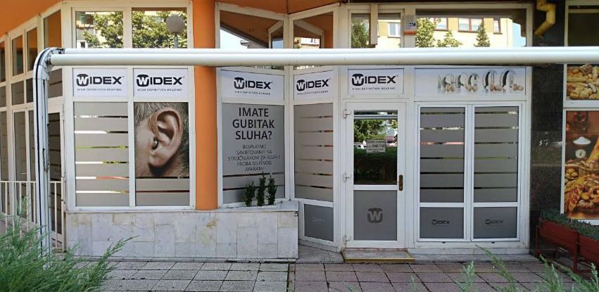 Posjetite novu Widex poslovnicu u Zenici