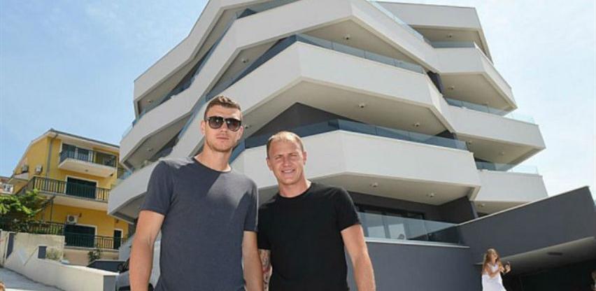 Bivši bh. reprezentativac Senijad Ibričić izgradio još jednu luksuznu zgradu