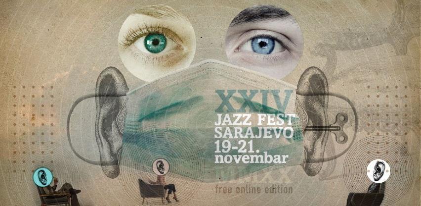 Besplatno online izdanje Jazz Festa Sarajevo 2020.