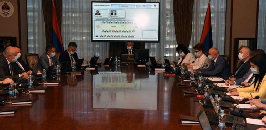 Vlada RS usvojila garantni program za pomoć privredi