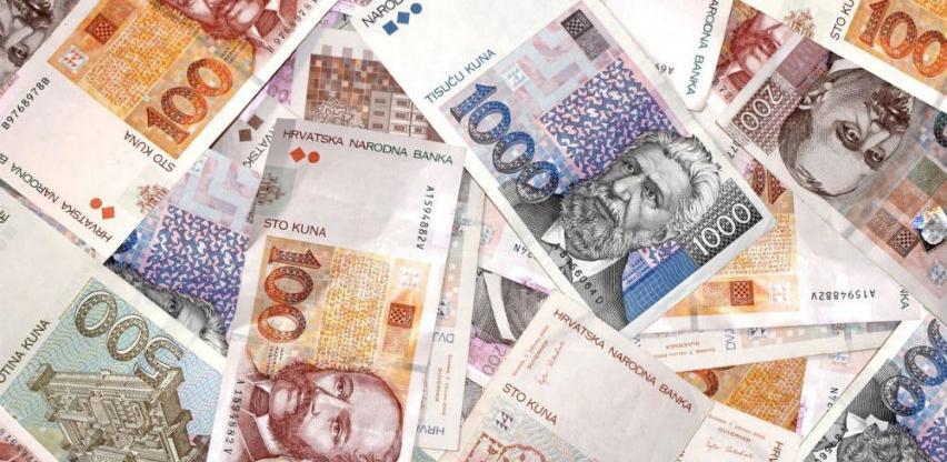 Hrvatska: Više od 62 posto zaposlenih ima platu manju od prosjeka