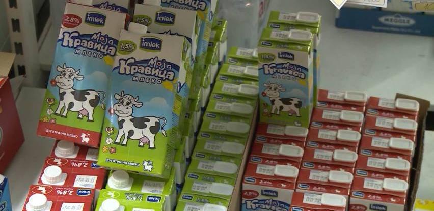 Srbijansko mlijeko jednog kvaliteta za BiH, a drugog za domaće tržište