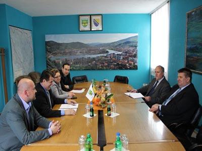 Trebinje i Goražde dogovaraju zajednički nastup prema IPA fondovima