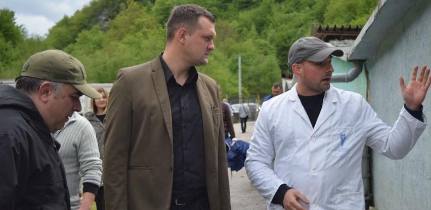 Uspostava postrojenja za tretman animalnog otpada na prostoru Općine Prača
