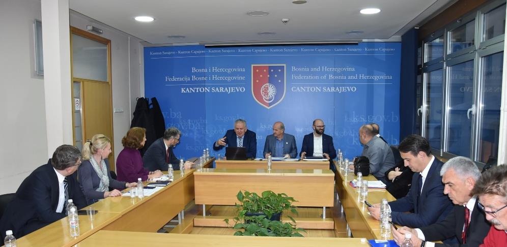 Kanton Sarajevo prvi u BiH dobiva Zakon o Ekonomsko-socijalnom vijeću
