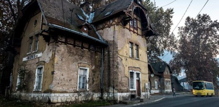Objavljen javni poziv za obnovu zgrade nekadašnje željezničke stanice Bistrik