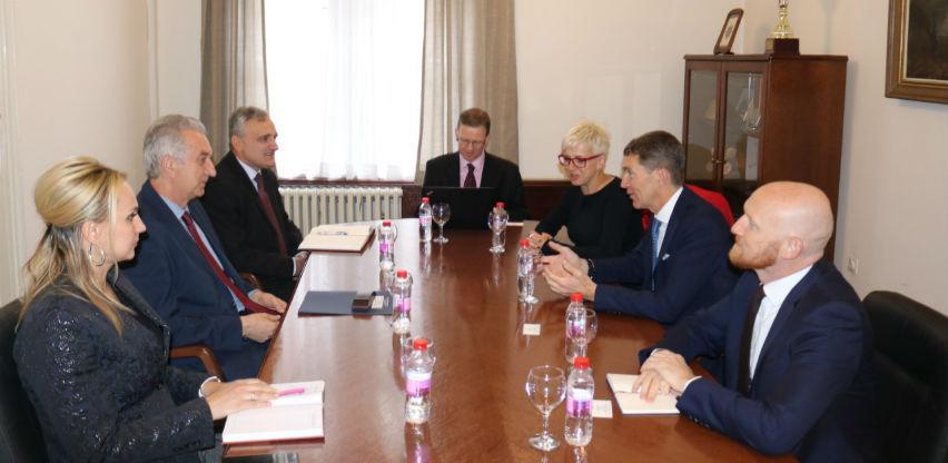 Brojni potencijali za ulaganje britanskih kompanija u Bosnu i Hercegovinu