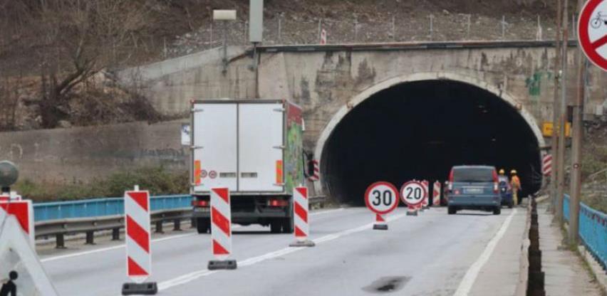 Agonija se nastavlja: Novo produženje rokova na prevoju Karaula i tunelu Vranduk