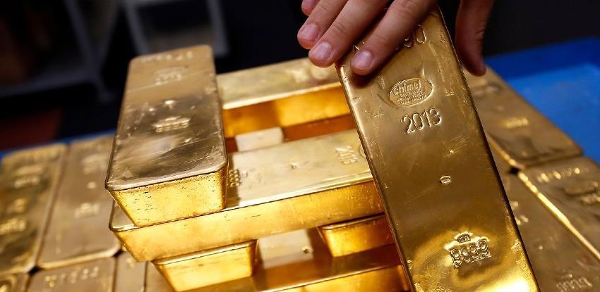 BiH ima tri tone zlata u Centralnoj banci
