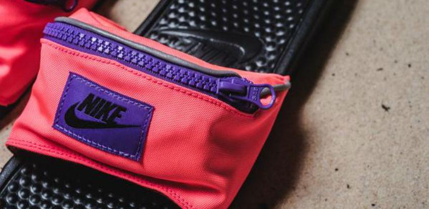 Nike predstavio Benassi 'Fanny Pack', gumene papuče koje su ujedno i torbica