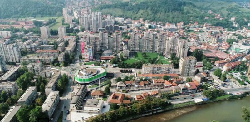 Raspisan konkurs za idejno urbanističko rješenje centralne gradske zone u Zenici