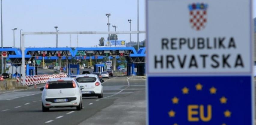 Od danas nove upute za osobe koje ulaze u Republiku Hrvatsku iz trećih zemalja
